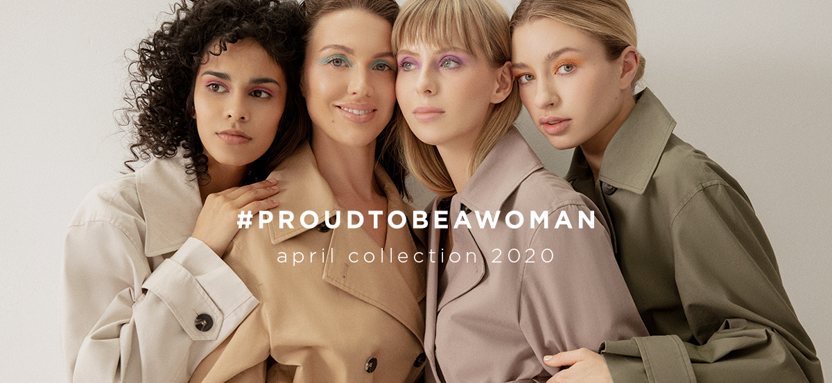 Collection Proud to be woman