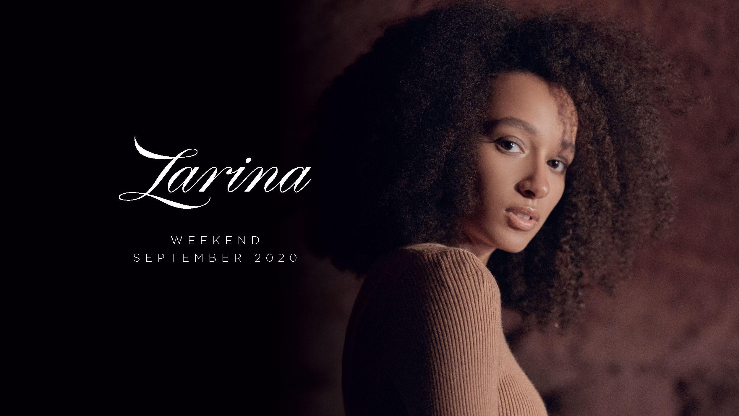 Weekend September 2020