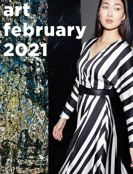 Art February 2021