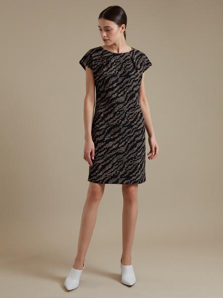 Приталенное платье-мини - фото 1