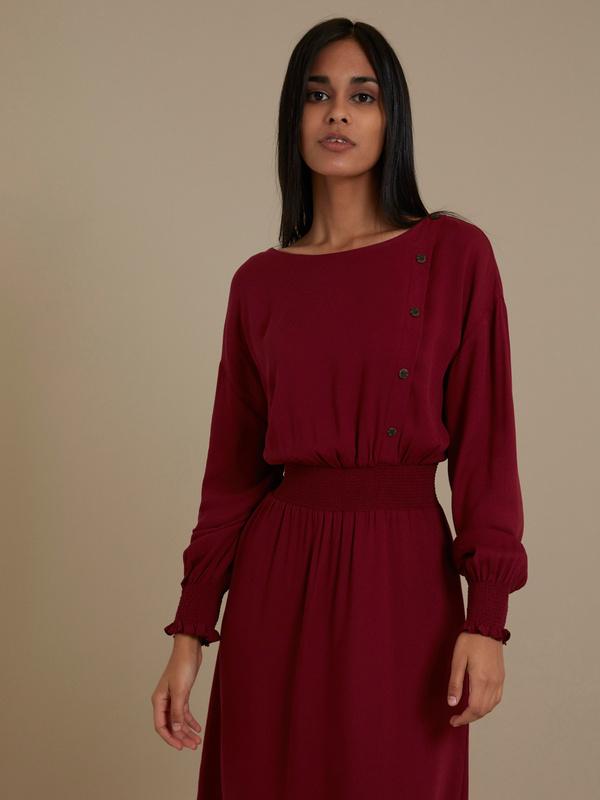 Платье-миди 100% вискоза - фото 2