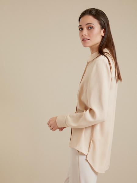 Блузка с ассиметричным низом - фото 3