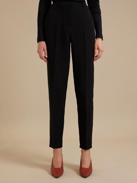 Зауженные брюки со стрелками - фото 2