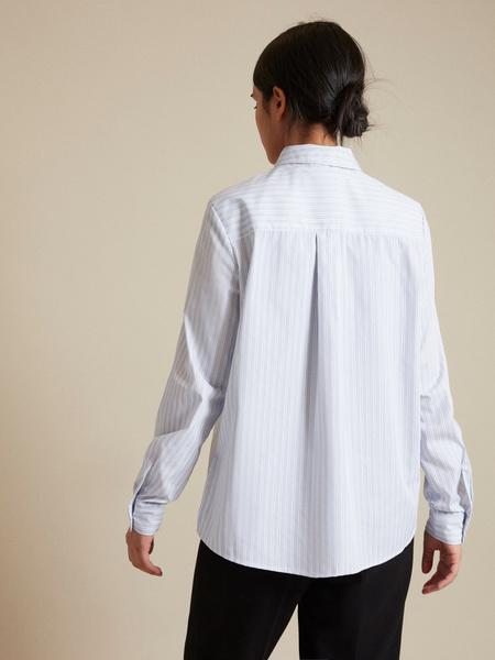 Блузка с асимметричным низом - фото 3