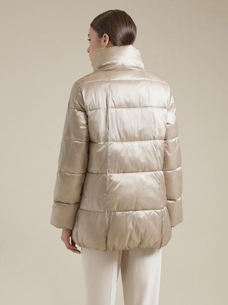Куртка с асимметричным краем - фото 3