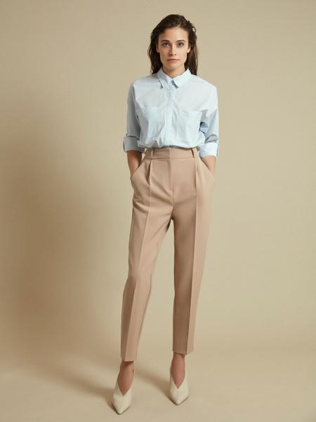 Блузка с рукавами трансформер - фото 5