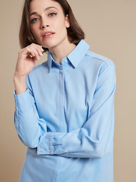 Блузка 100% хлопок - фото 1