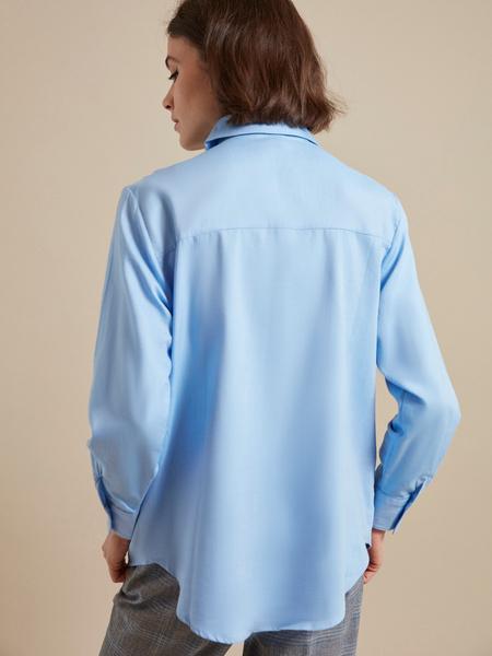 Блузка 100% хлопок - фото 3