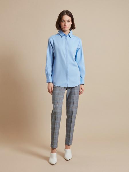 Блузка 100% хлопок - фото 4