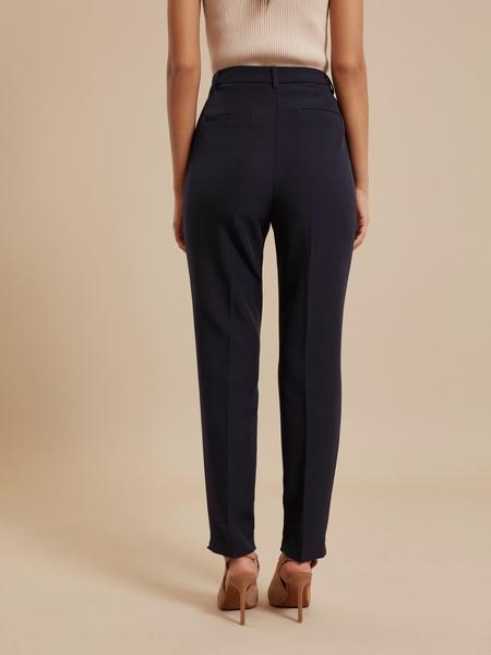 Зауженные брюки со стрелками - фото 5