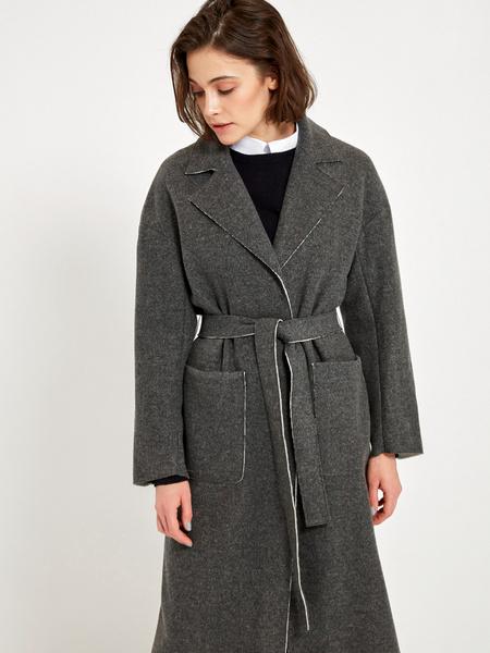 Пальто с шерстью - фото 2