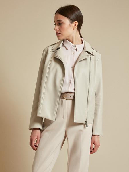 Куртка из экокожи - фото 1