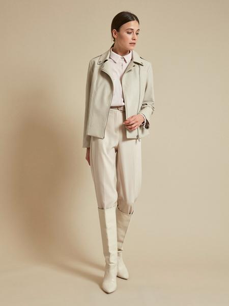 Куртка из экокожи - фото 5
