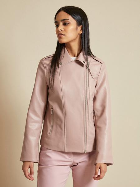 Куртка из экокожи - фото 2