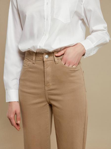 Расклешенные джинсы wide leg - фото 3