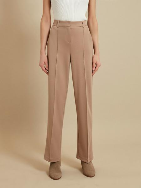 Прямые брюки со стрелками - фото 2