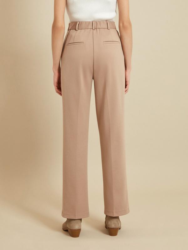 Прямые брюки со стрелками - фото 4