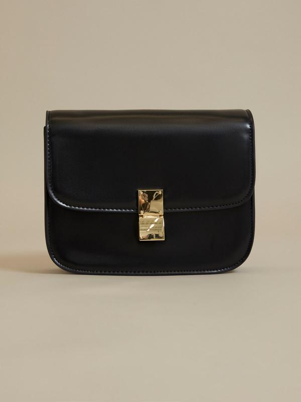 Мини-сумка на длинном ремешке