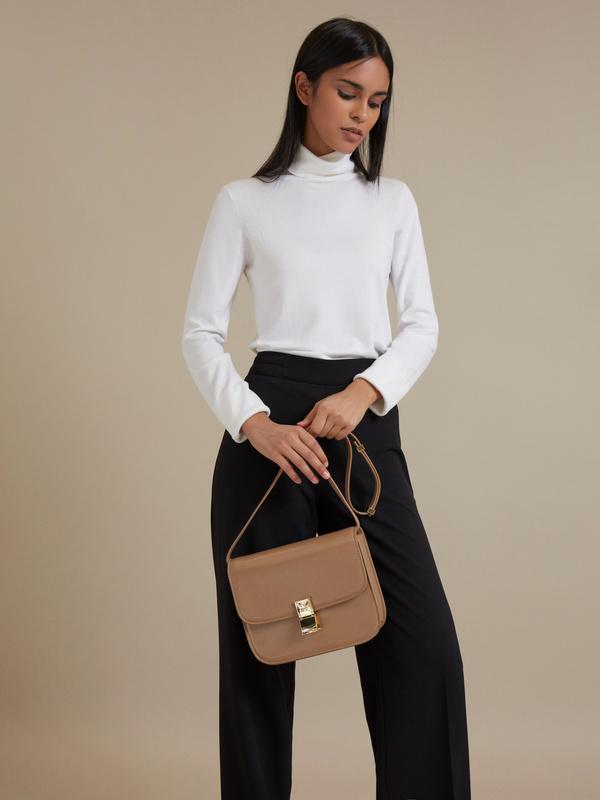 Мини-сумка на длинном ремешке - фото 1