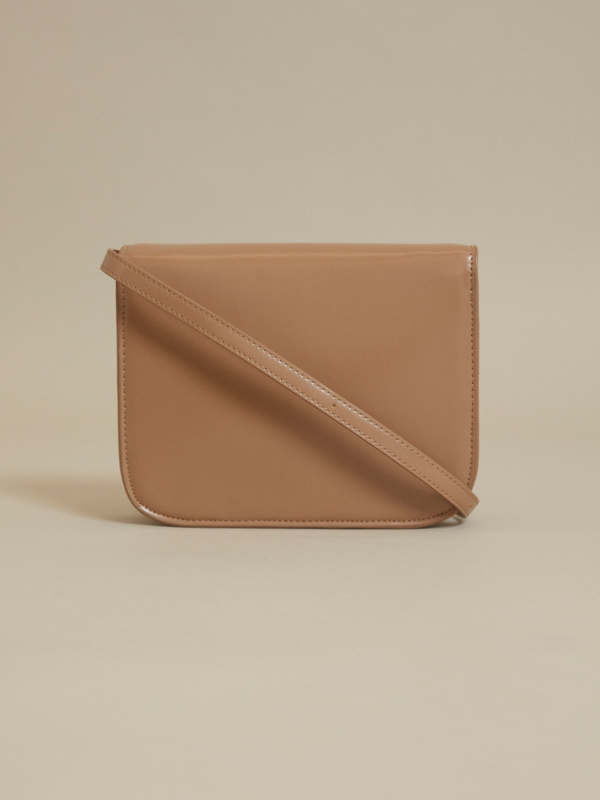Мини-сумка на длинном ремешке - фото 4