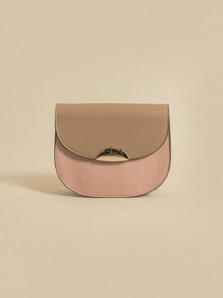 Мини-сумка с клапаном
