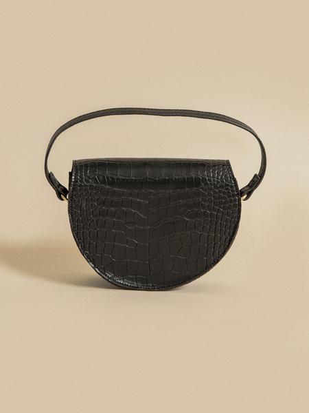 Мини-сумка на длинном ремне - фото 2