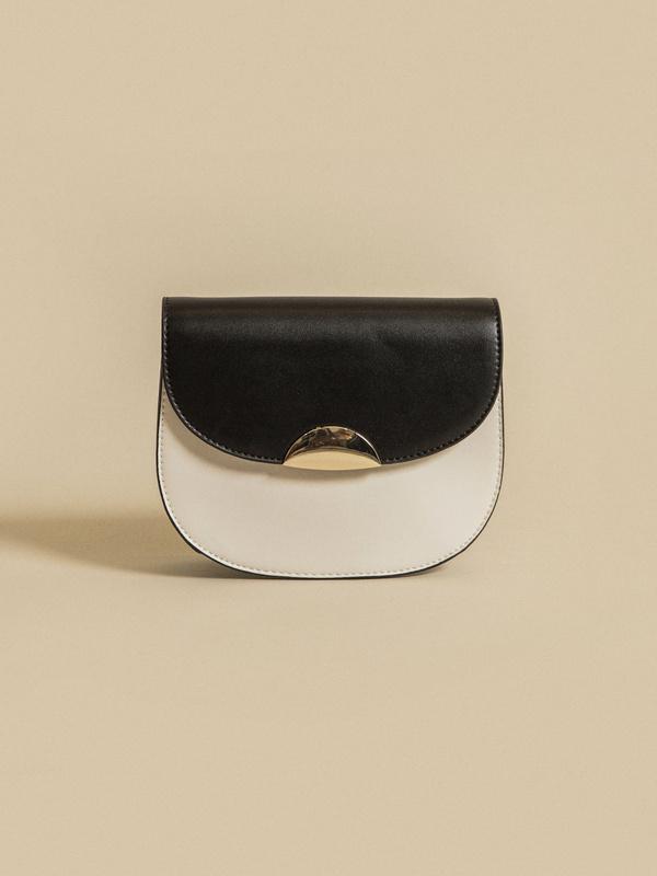 Мини-сумка с клапаном - фото 2