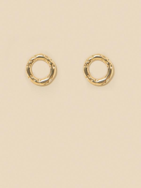 Серьги-кольца - фото 2
