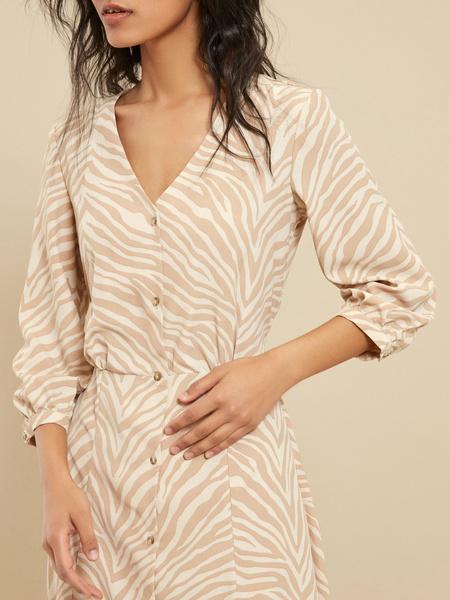 Платье с завязками на спине - фото 2