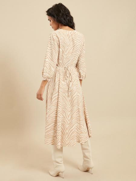 Платье с завязками на спине - фото 5