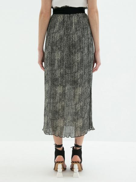 Плиссированная юбка - фото 5