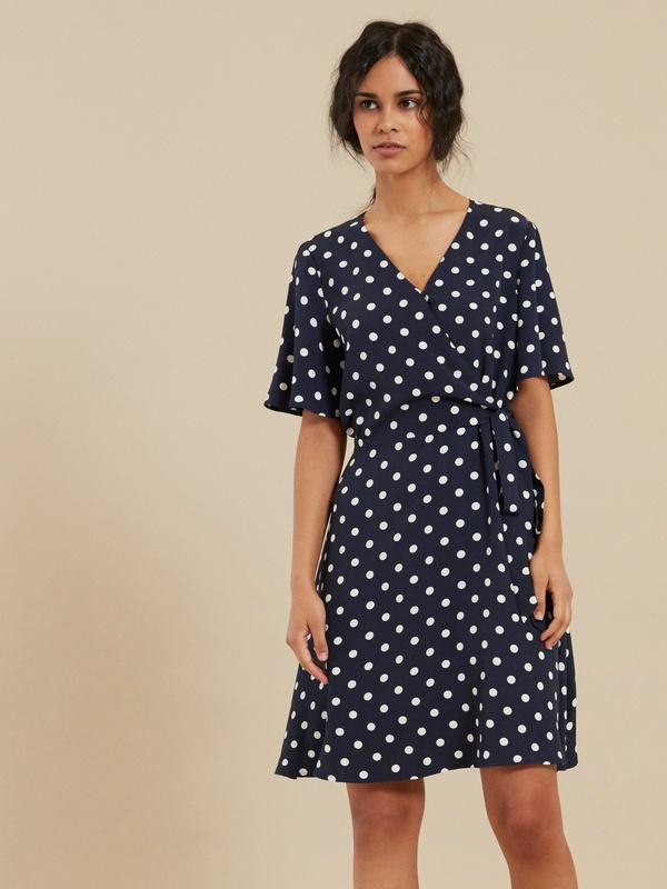 Платье с запáхом - фото 2