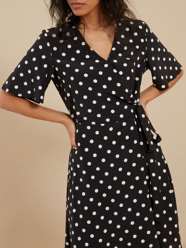 Платье с запáхом - фото 4