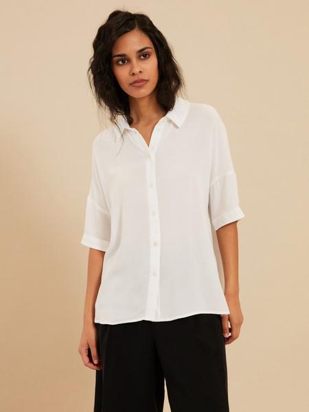 Рубашка с коротким рукавом - фото 1