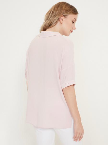 Рубашка с коротким рукавом - фото 3
