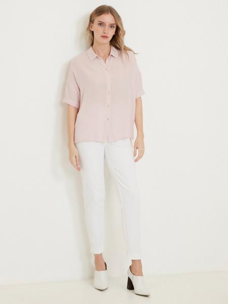 Рубашка с коротким рукавом - фото 4