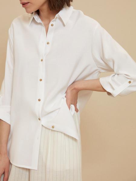 Блузка с рукавами трансформер - фото 2