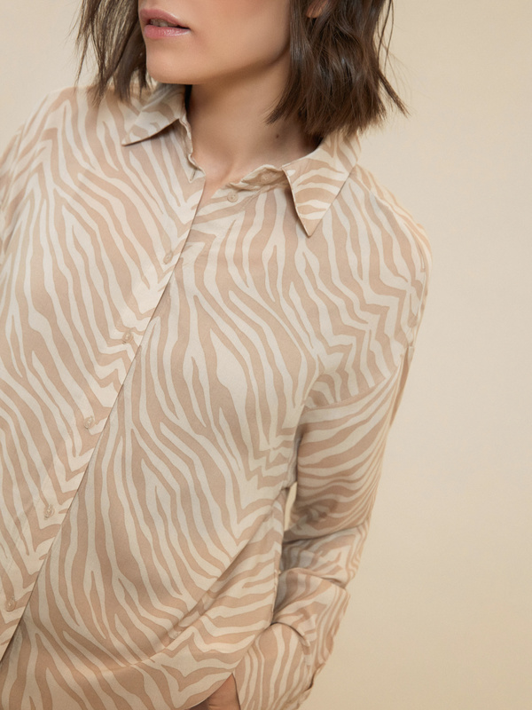 Блузка 100% вискоза - фото 2