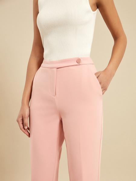 Зауженные брюки со стрелками - фото 3