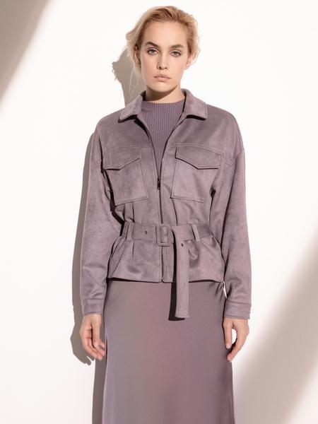 Куртка на поясе - фото 8