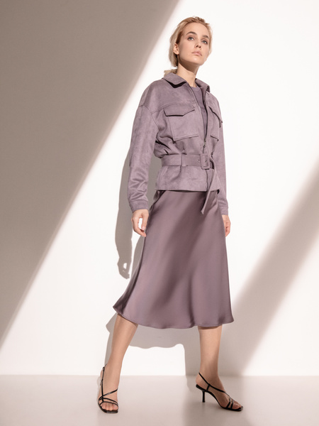 Куртка на поясе - фото 9
