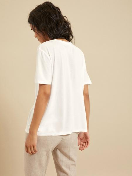 Повседневная футболка - фото 4