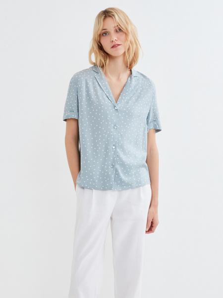 Летняя блузка - фото 1
