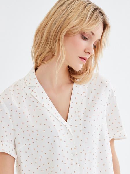 Летняя блузка - фото 3