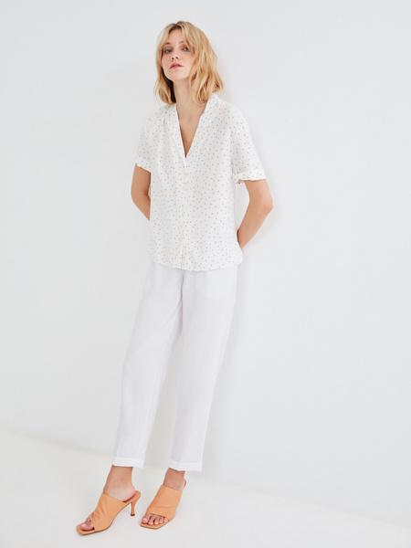 Летняя блузка - фото 6