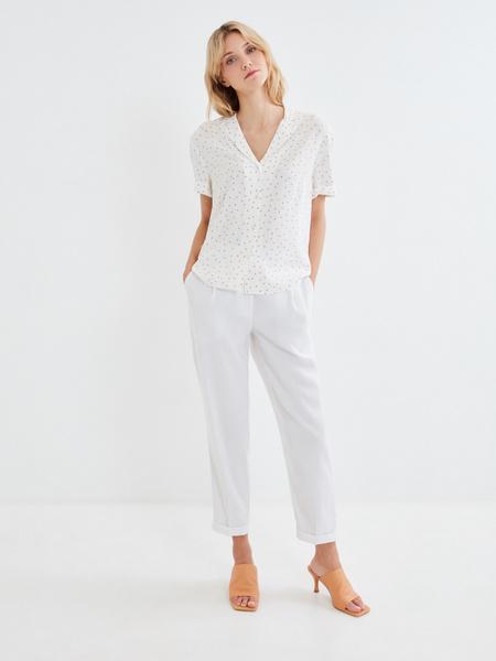 Летняя блузка - фото 7