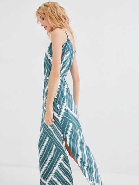 Длинное платье с разрезом - фото 5