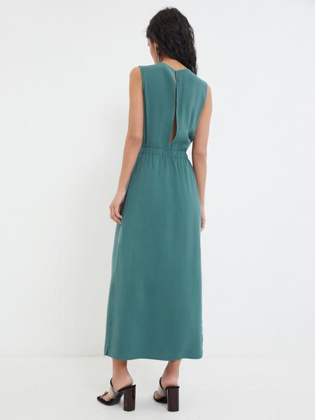 Платье со сборками - фото 4