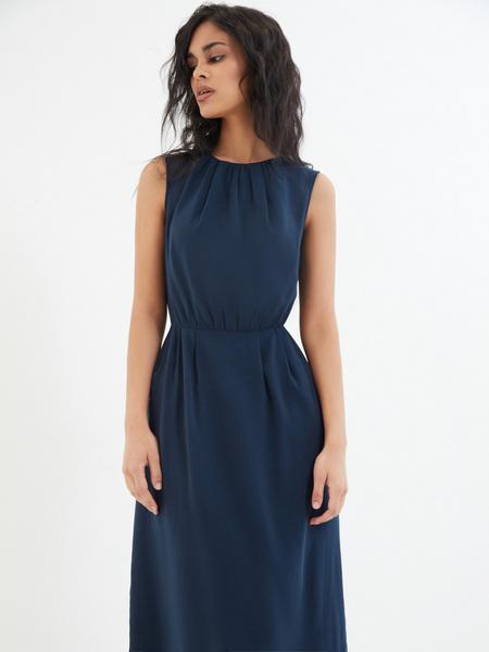 Платье со сборками - фото 3