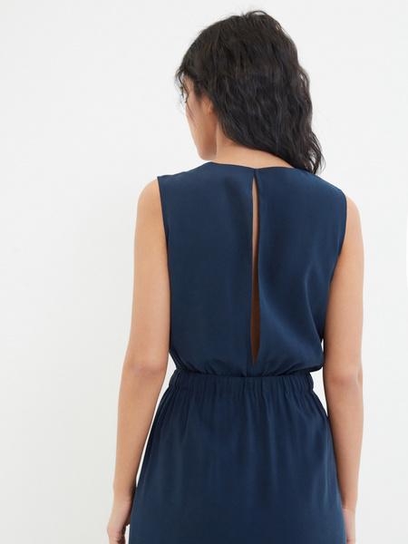 Платье со сборками - фото 5
